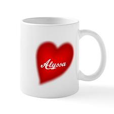 I love Alyssa Mug