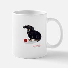 Wiener Alone Mug