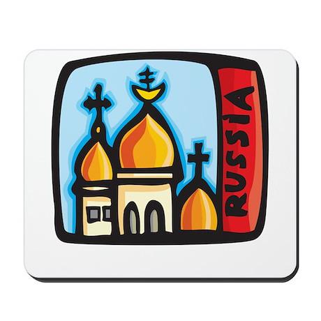 Russia Design Mousepad