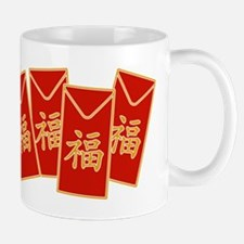 Red Envelopes Mug