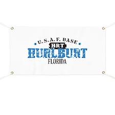 Hurlburt Air Force Base Banner