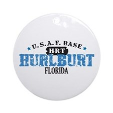 Hurlburt Air Force Base Ornament (Round)