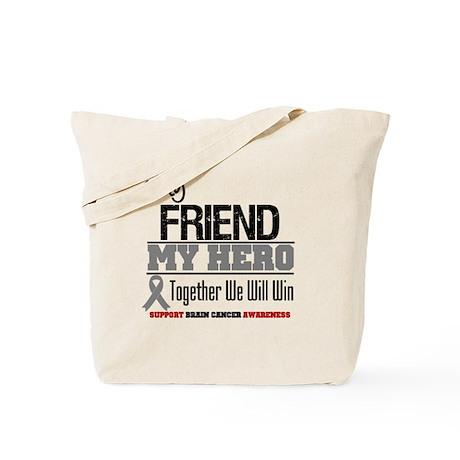 BrainCancerHero Friend Tote Bag
