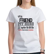 BrainCancerHero Friend Tee
