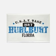 Hurlburt Air Force Base Rectangle Magnet