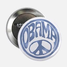 "Obama - 60's Stamp 2.25"" Button"