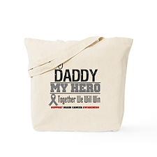 BrainCancerHero Daddy Tote Bag