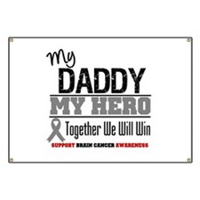 BrainCancerHero Daddy Banner