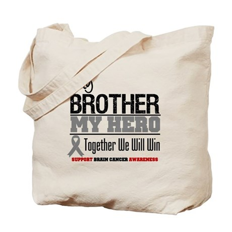BrainCancerHero Brother Tote Bag