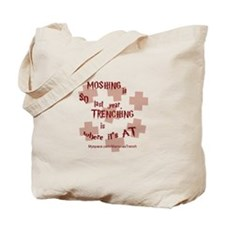 Unique Moshe Tote Bag
