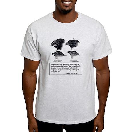 Darwin's Finches Light T-Shirt