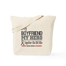 BrainCancerHero Boyfriend Tote Bag