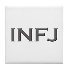 INFJ Tile Coaster