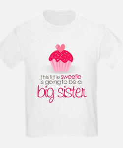 sweetie big sister shirt T-Shirt