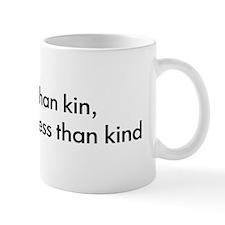 Less Than Kind Mug