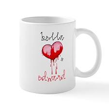 Bella Loves Edward Mug