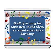 Harmony Mousepad