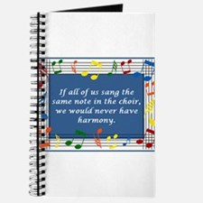 Harmony Journal