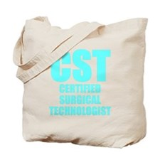 Bold CST blue Tote Bag