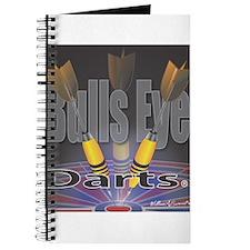 Bulls Eye darts Dark Journal