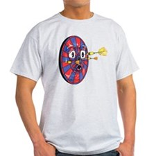Dartie the dart board T-Shirt
