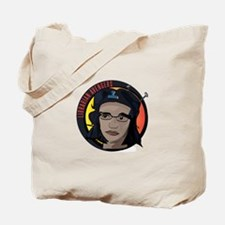 Librarian Revolution Tote Bag