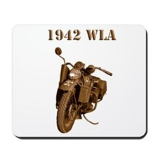 Old Timer Bikes Mousepad