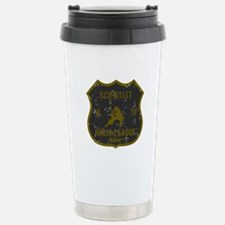 Scientist Ninja League Travel Mug