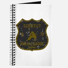 Scientist Ninja League Journal