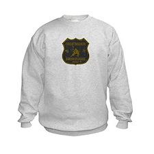 Social Worker Ninja League Sweatshirt