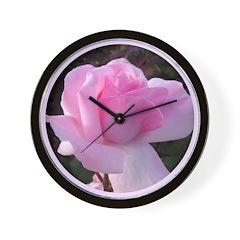 "English Rose ""Beauty Queen"" Wall Clock"