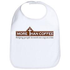 More Than Coffee Bib