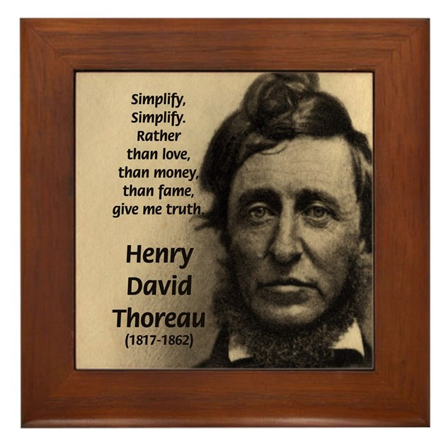 american philosophy and henry david thoreau Henry david is a philosopher of social conscience his importance is quintessentially american by nature thoreau proved that the eccentric is frequently the balanced voice of sanity.