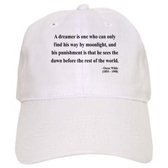 Oscar Wilde 6 Baseball Cap