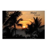 Maui hawaii Postcards
