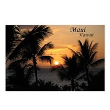 Wailea Sunset Postcards (Package of 8)