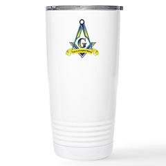 Free & Accepted Masons Travel Mug