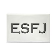 ESFJ Rectangle Magnet