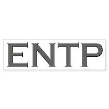 ENTP Bumper Bumper Sticker