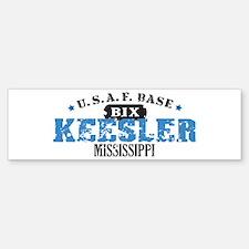 Keesler Air Force Base Bumper Bumper Bumper Sticker