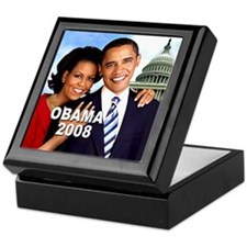 The First Couple Keepsake Box