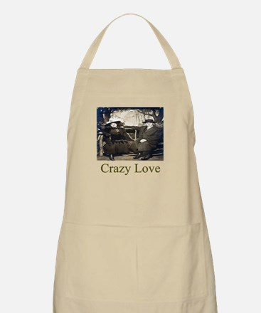 Crazy Love BBQ Apron