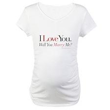 Marry Me! Shirt