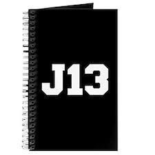 """J13"" (black) Journal"