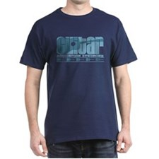 G.A.S. Acoustic Blue T-Shirt