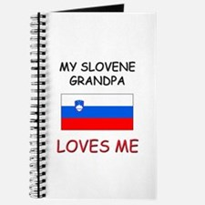 My Slovene Grandpa Loves Me Journal