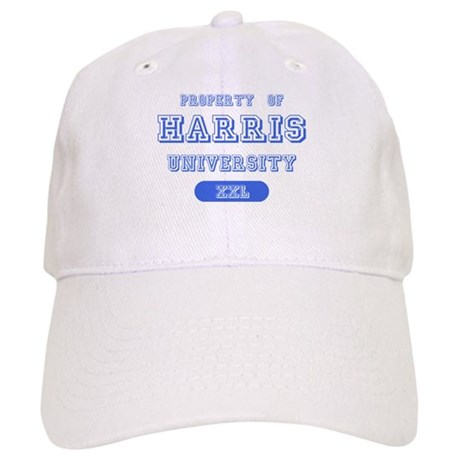 Property of Harris University Cap