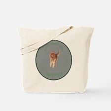 Werewolf Space Heater Tote Bag