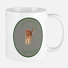 Werewolf Space Heater Mug