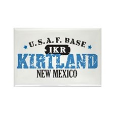 Kirtland Air Force Base Rectangle Magnet (10 pack)